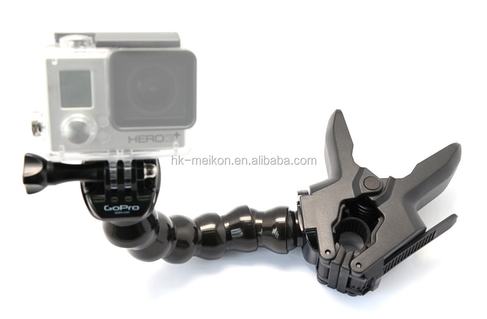Flex Goose Neck Magic Joint Mount for Gopro Hero 4/3+ /3/2/1