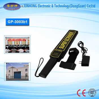 Portable handheld metal detector price,gold metal detector supplier