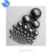 AISI 1085 High Precision Parts Solid High Carbon Steel Ball for Bearing Factory