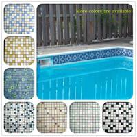 Mosaic Swimming Pool Border Tile