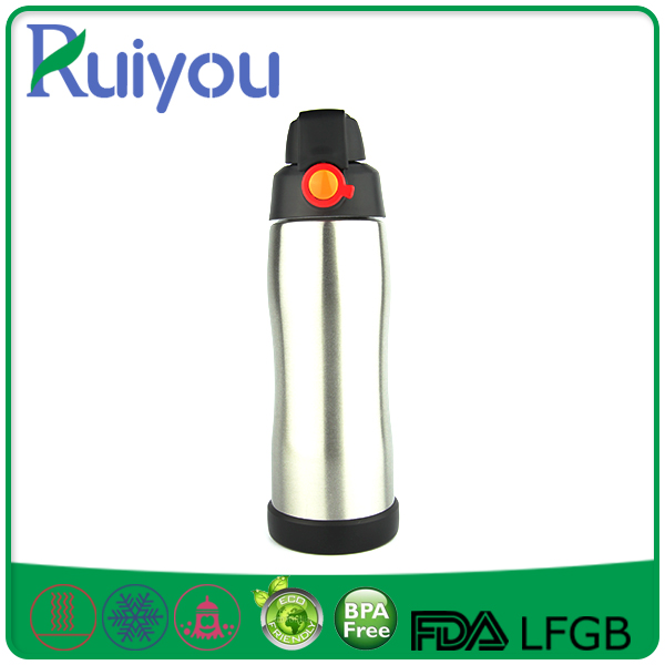 Latest design 700ml deluxe vacuum thermos bottle for hot water
