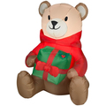 Wholesale cheap xmas decorations , customized christmas gift , Teddy Bear supply in china