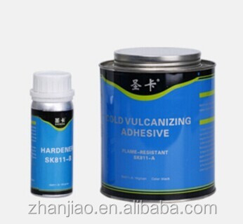 conveyor cold vulcanizing rubber cement