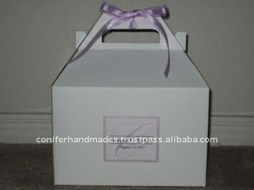 custom logo printed cake boxes suitable for cake stores and bakeries available in a large range of colors
