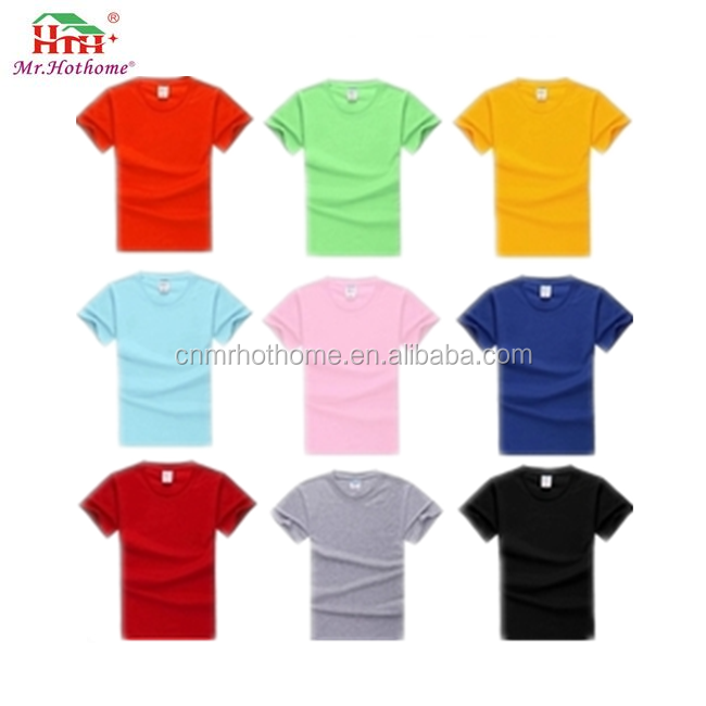 Wholesale Tagless Blank T Shirts