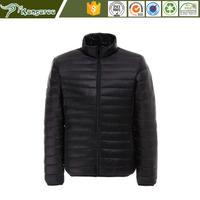 Winter Ultra-light Duck Down Men's Jacket Lightweight Thick Comfy Jacket