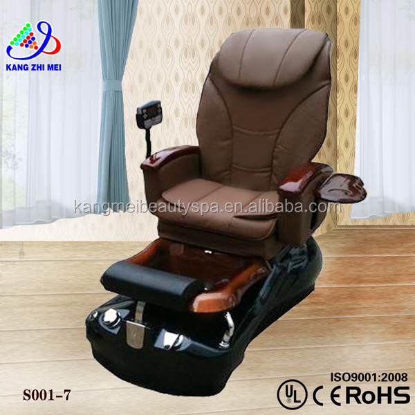 Beauty salon furniture spa pedicure massage chair nail supplies(KM-S001-7)