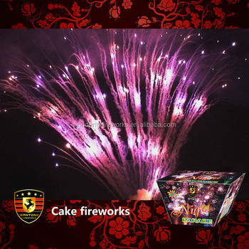 Consumer Cake Fireworks From China Fireworks