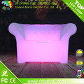Household outdoor furniture led lounge sofa