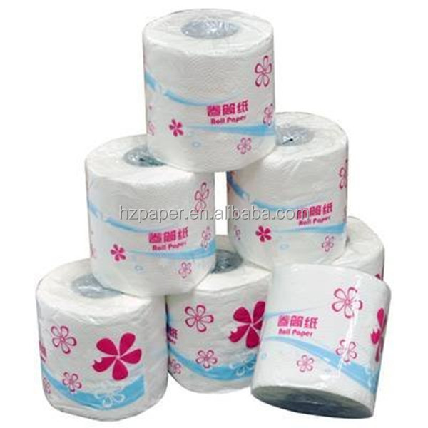 Wholesale soft scented santinary toilet paper roll from Chna