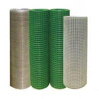 1 inch galvanized welded wire mesh Low price galvanized welded wire mesh