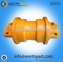 Excavator D355 high quality track roller bottom roller lower roller,undercarriage parts for excavator