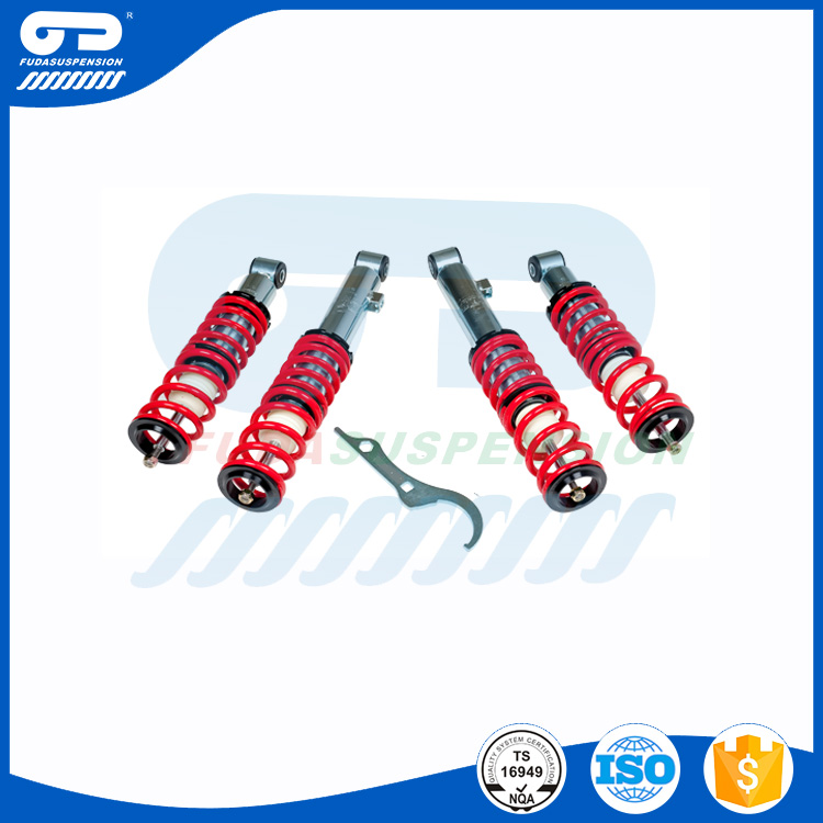 Adjustable Sport Car Coilover Shock Absorber Suspension Kit for Mazda Miata MX-5 NA