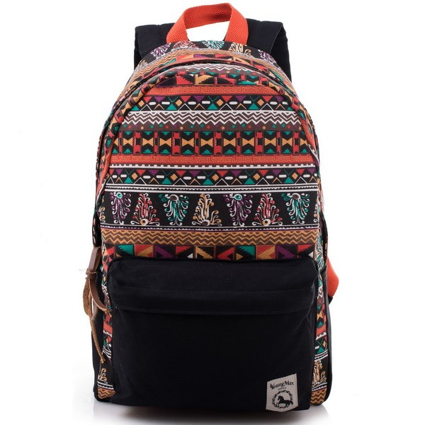 2016 china wholesale backpack canvas backpack china backpack
