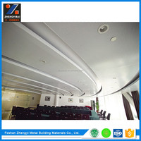 China Professional Perforated Aluminum Aluminium Ceiling Panel For Mobile Home