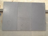 Free Sample Cheap China Basalto Blue Stone with holes tile and slab
