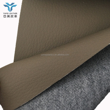 Eco friendly pu leather material for sofa making