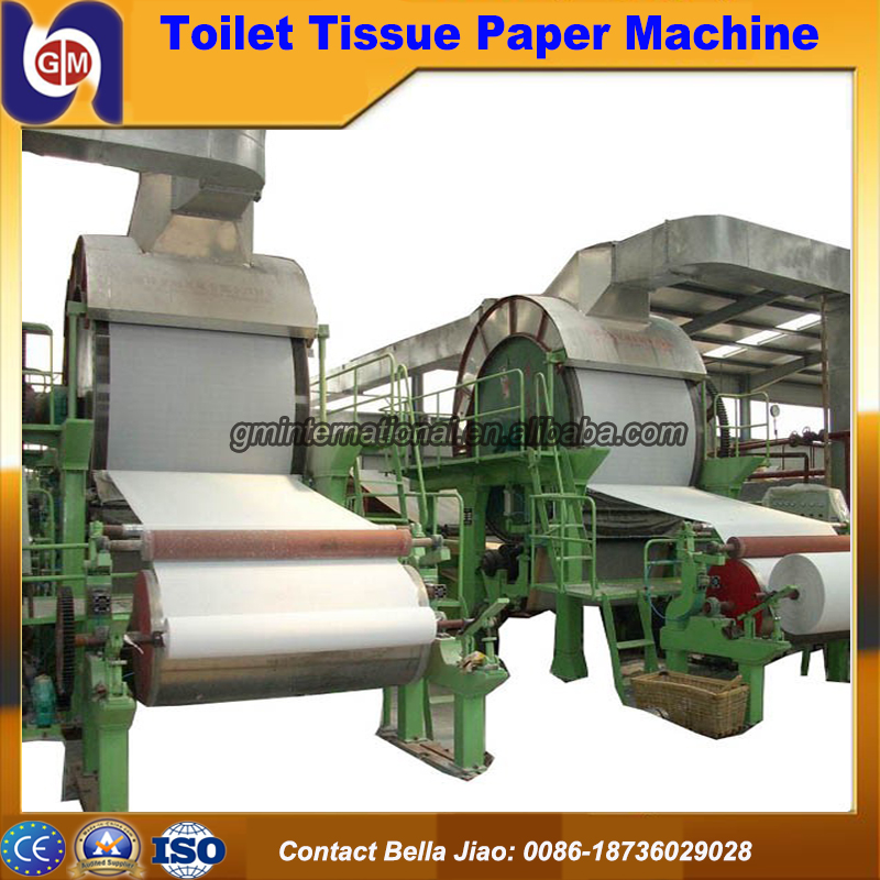 Alibaba Best Seller hemp rolling paper and toilet tissue paper making machine with Low Price.Raw Materials:rice straw,bamboo,etc