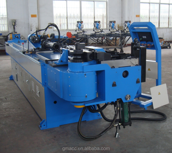 Single -head CNC Pipe/tube Bending Machine with automatically bending GM-SB-50CNC-2A-1S