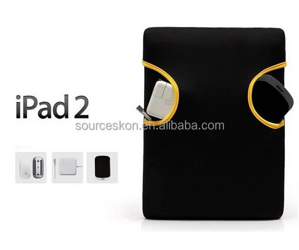 Universal Neoprene laptop sleeve for ipad 2 3 4 air mini for ipad sleeve case