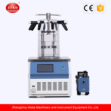 Factory Price Laboratory Vacuum Freeze Dryer Lyophilizer