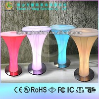 Rechargeable led straight bar table/ LED bar counter/led bar furniture LGL55-8436