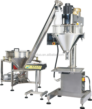 Semi-auto 1kg -5kg Protein Powder filling packing machine
