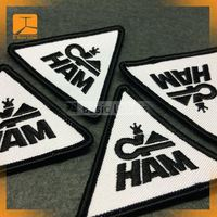 2015 JCBasic hot sale wholesale embroidered patches with new design