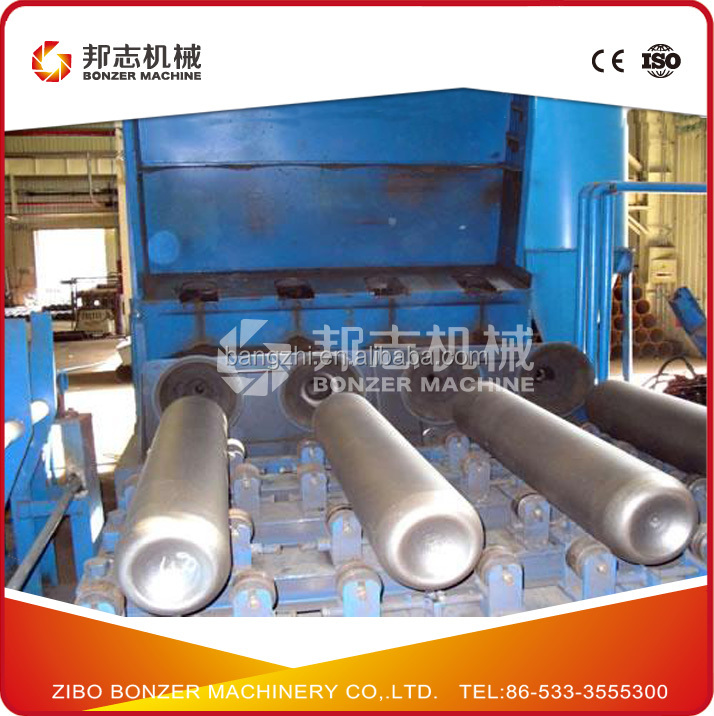 LPG/Gas Cylinder Inner Wall Shot Blasting Machine Price