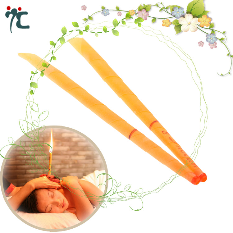 2017 Hot Sale aroma therapy ear candle/ ear wax remove candles for ear care