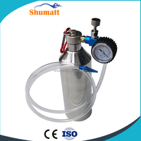 Simple type FSC 200 fuel injection system cleaner same to gasoline fuel injector cleaning machine with cheaper price