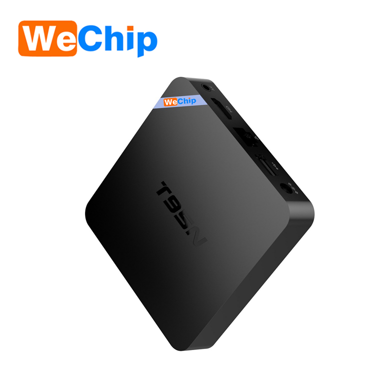 2017 best iptv set top box wechip t95n ram 2gb rom 8gb ott tv box tv box t95n