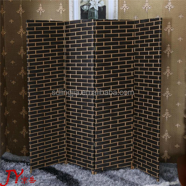 Modern Handmade Wooden Cheap Decorative Hanging Room Divider Partition