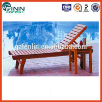 outdoor swimming pool wooden chairs