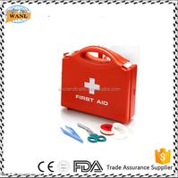 Medical Emergency plastic waterproof first aid kit