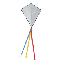 blank diamond color your own kite