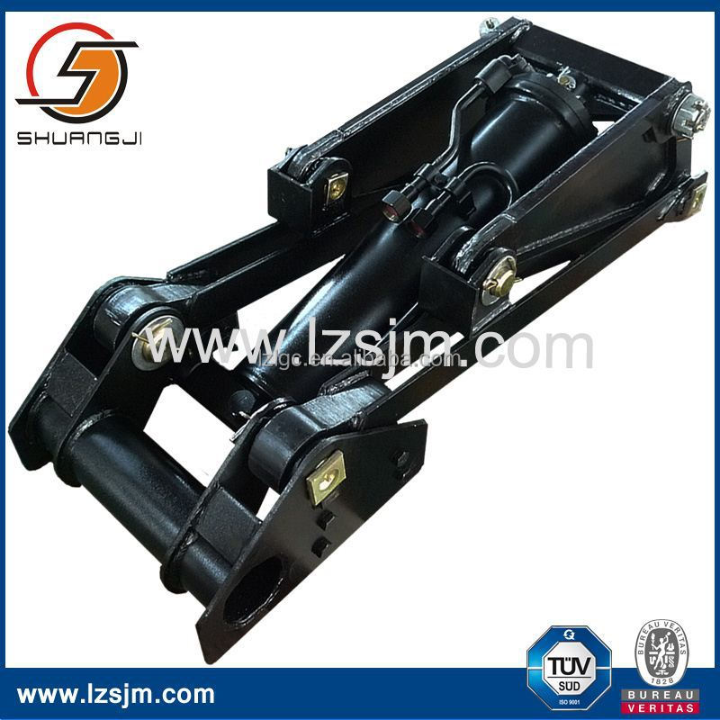 forging type 6 ton KRM143 engine hoist hydraulic cylinder used for dump truck