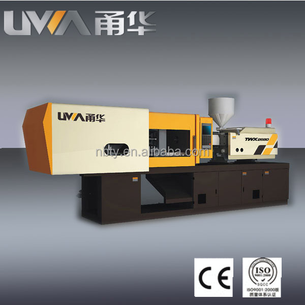 high efficiency plc control injection molding machine