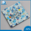 China Manufacturer Birthday Party Napkin/Cup/Plate Customize Printed Paper Napkin