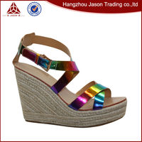 Guaranteed quality unique rainbow sandals