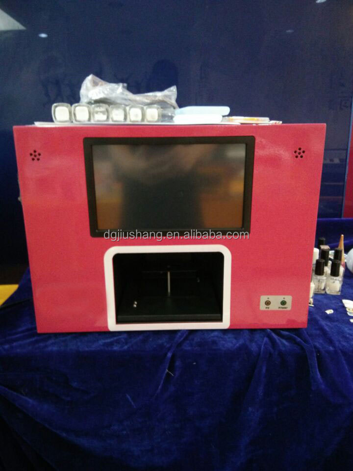 Multifunctional Touch LCD Screen Digital Nail Printer