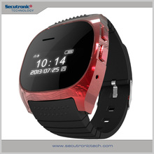 0.96 inch LCD Bluetooth Wrist Cell Phone M18 Smart Watch Band
