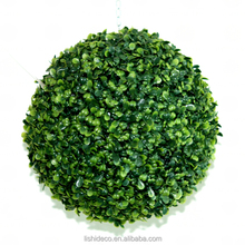 Wholesale UV Proof Artificial Topiary Ball Artificial Boxwood Ball Grass Ball