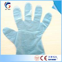 medical plastic gloves for veterinary
