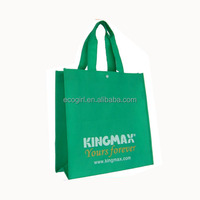 factory offer hot sale personallized custom color printing pp non-woven reusable tote shopping durable eco bag