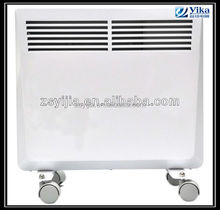 New electric elegant convector winter heater with IP24 waterproof mechanical