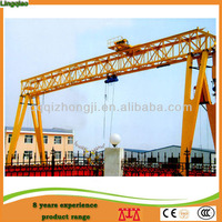 overhead crane gate hoist for construction