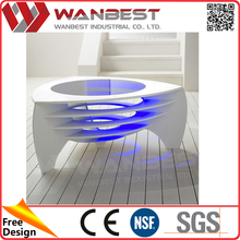 Cheap price custom Reliable Quality waterproof led round dining table