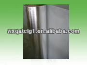 Aluminum foil fiberglass cloth,reflective heat insulation material fiberglass cloth 1