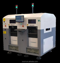 T8 Mounting King in SMT Industry/high speed and precision automatic pick and place machine(15000CPH)